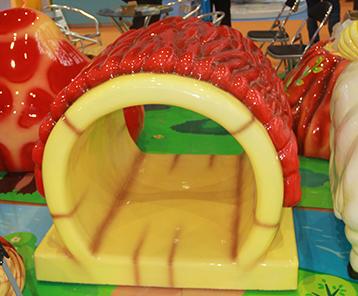 GW-8055儿童软体喷涂材料