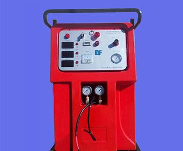 液压驱动喷涂设备